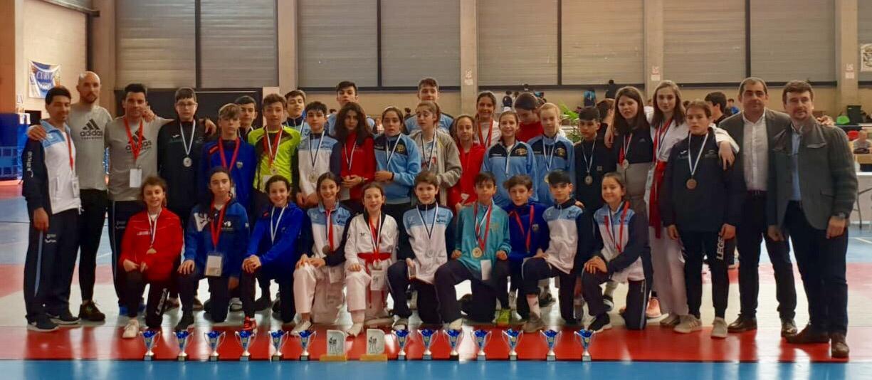 Galicia, campioa do Open Internacional Ciudad de la Cerámica