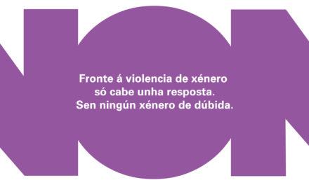 Fronte á violencia de xénero