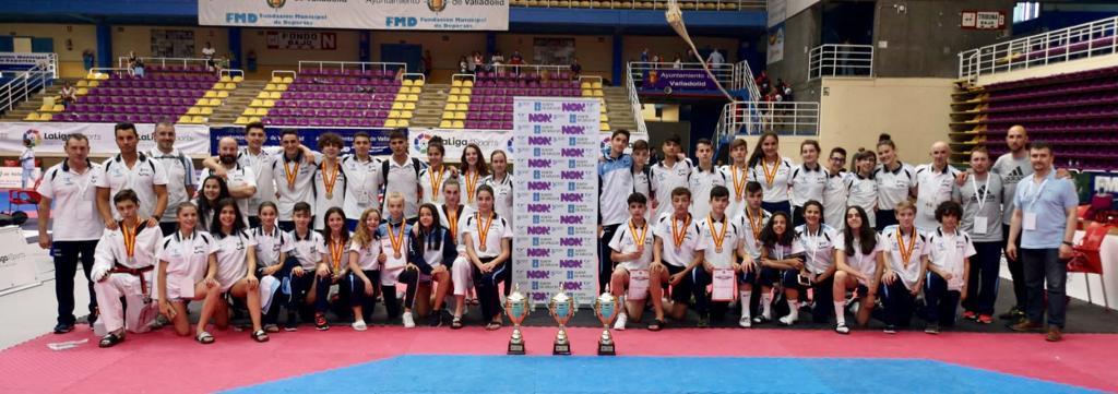 Galicia vence na xeral do Campionato de España Júnior
