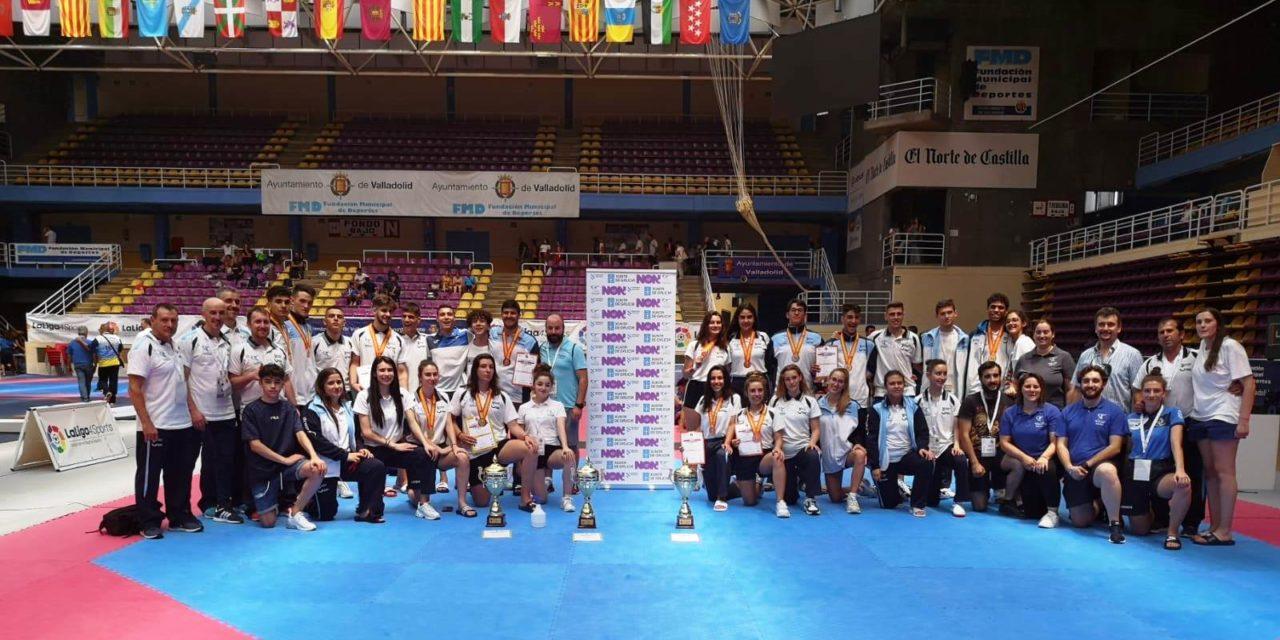 Galicia, primeira por equipos no Campionato de España sub 21