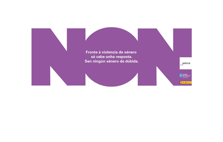 Andaina contra a violencia de xénero