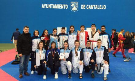 A selección galega júnior, vencedora do Open de Cantalejo