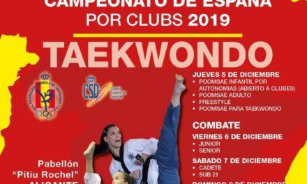 Resultados Campionato de España de Clubs