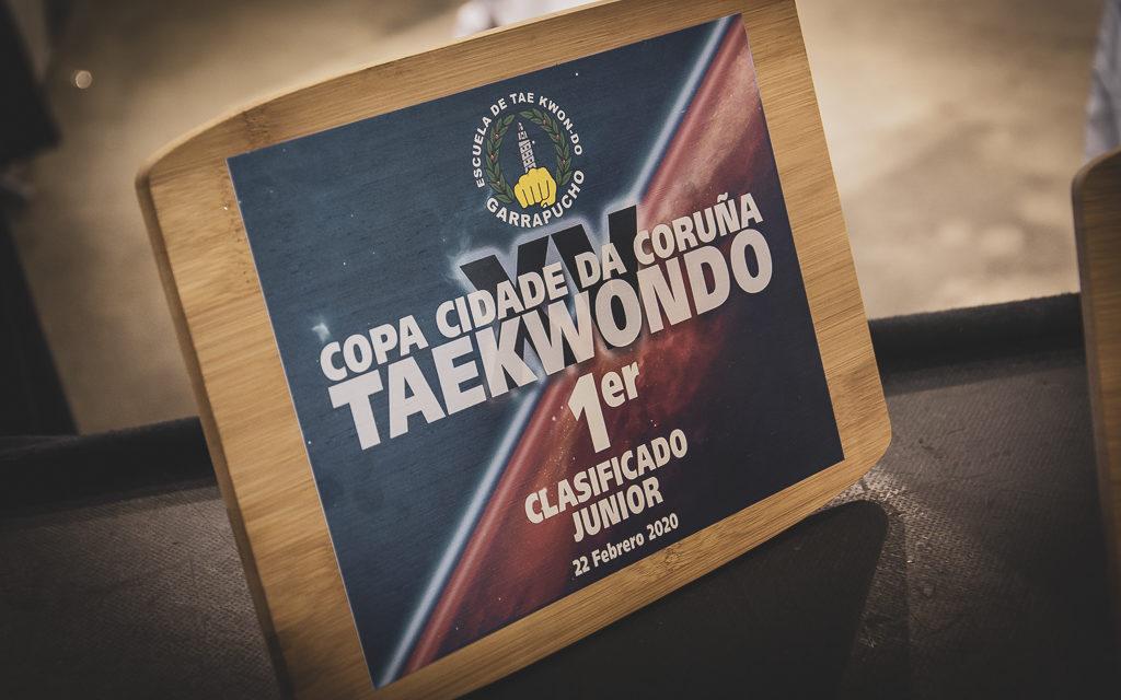 COPA CIDADE DA CORUÑA 22-02-2020