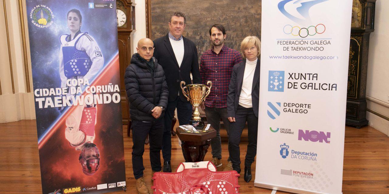 Copa Cidade Coruña-Inscripción, avisos, sorteo