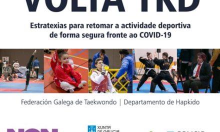 A Federación Galega de Taekwondo prepara un protocolo de desescalada