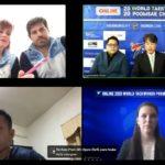 Quince galegos participan no Mundial online de Técnica e Freestyle