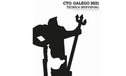 Cpto. Galego de Técnica en Moaña o sábado 27