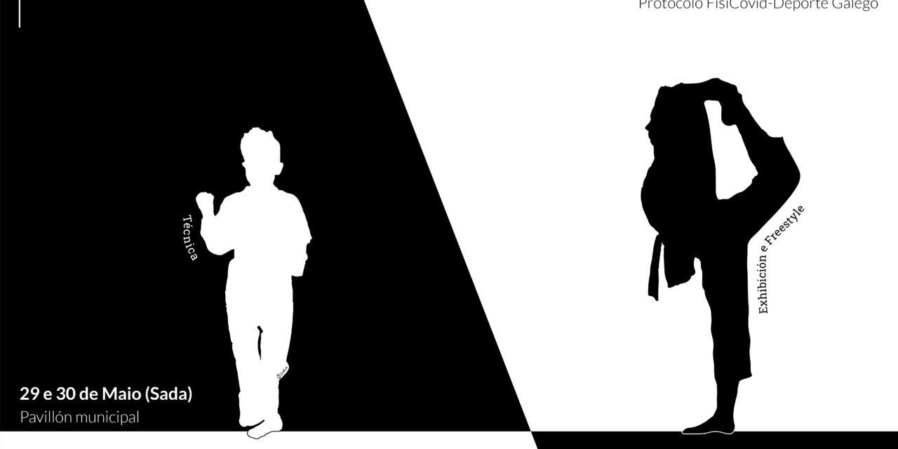 ESTA FIN DE SEMANA CELEBRARASE EN SADA O GALEGO INFANTIL DE TÉCNICA, EXHIBICIÓN E FREESTYLE