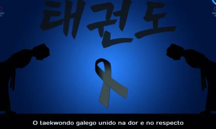 Loito no taekwondo galego